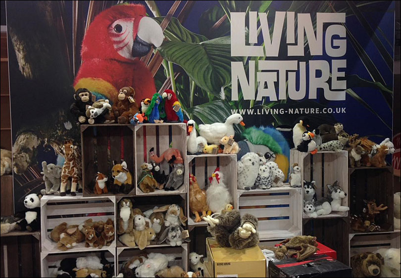 Living Nature Exhibition Stand