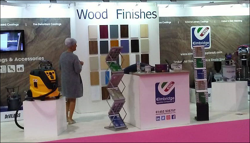 Example of Exhibition Stand