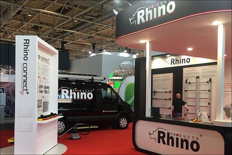 Rhino Exhibition Stand