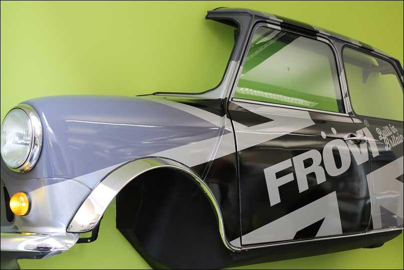 FROVI Signage, Classic Mini