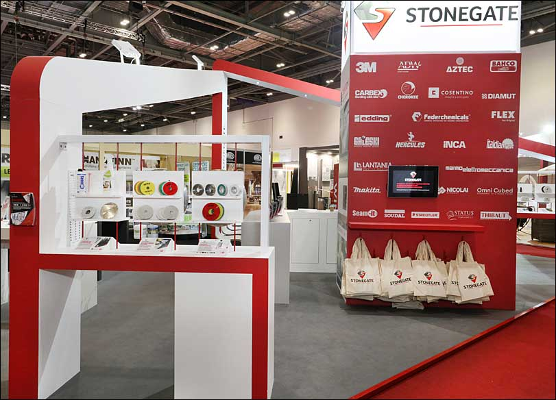 Stonegate Exhibition Stand
