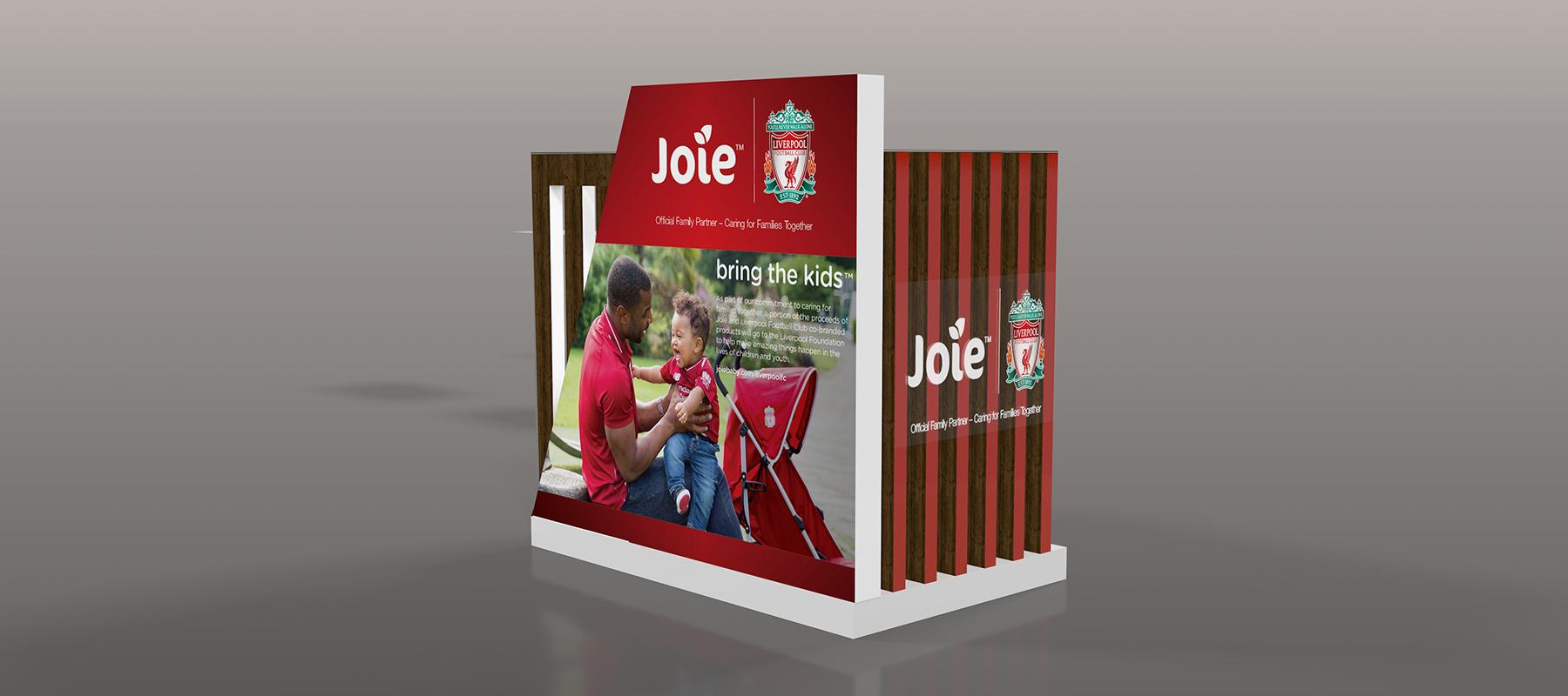 Joie Liverpool 3