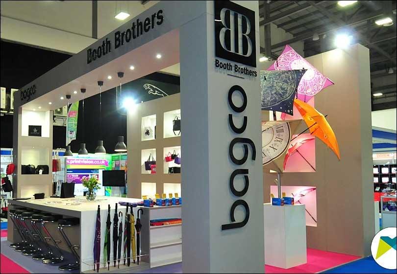 Bagco Exhibition Stand