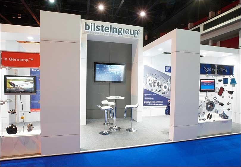 Bilsteig Exhibition Stand