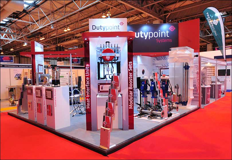 Duty Point Exhibition Stand