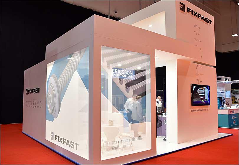 FixFast Exhibition Stand