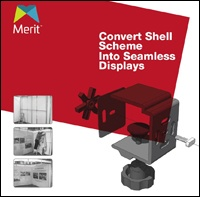 Convert Shell Scheme into Seamless Displays Guide