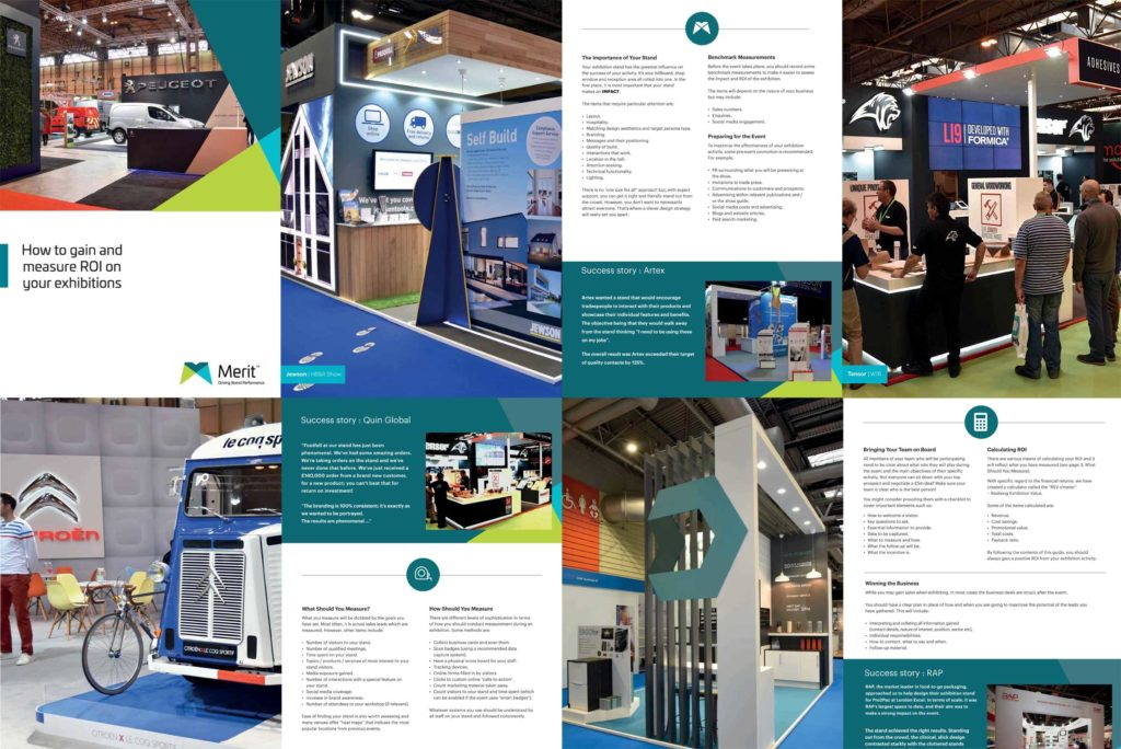 Maximising ROI Exhibitions merit display