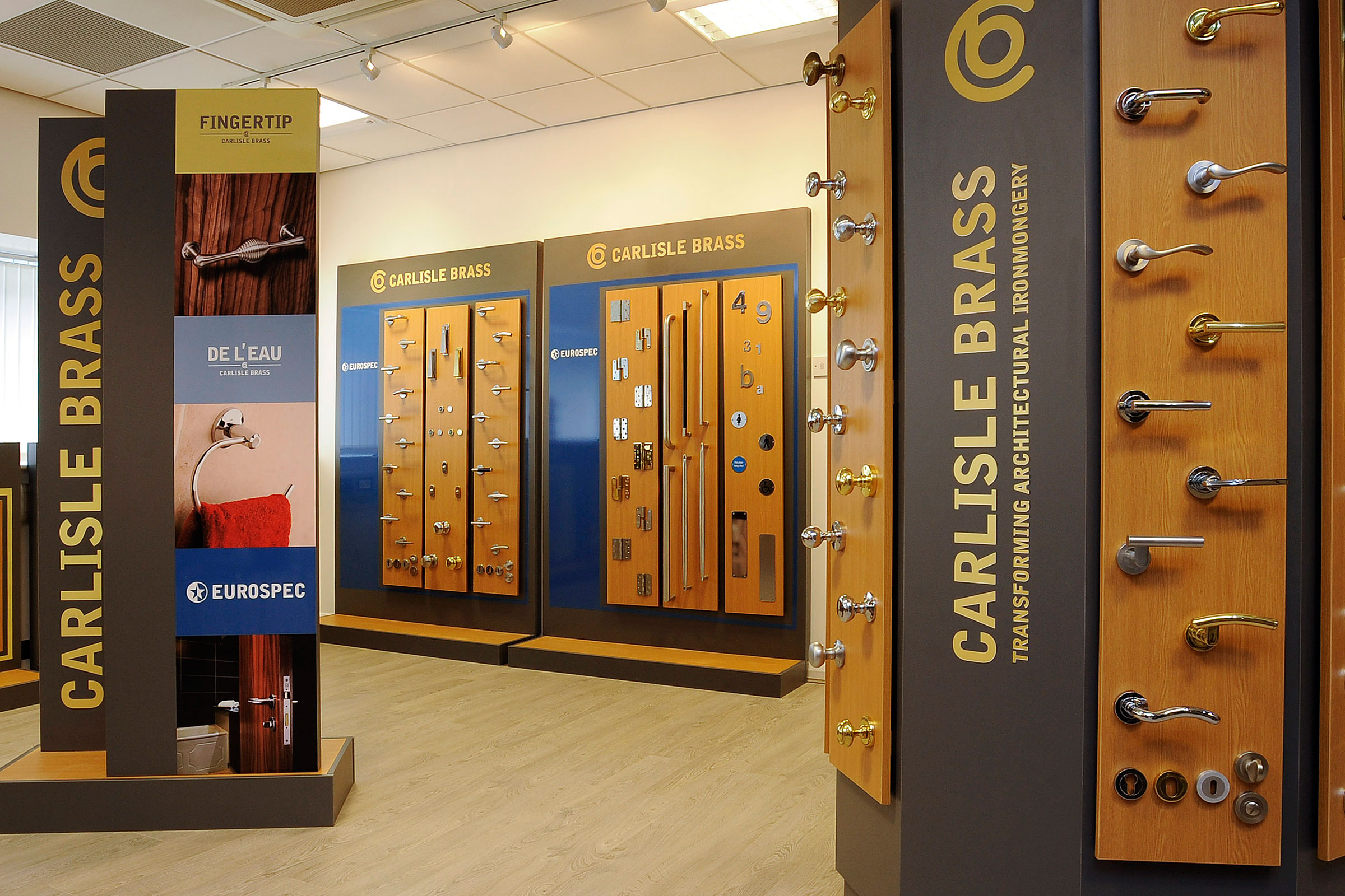 Carlisle Brass Showroom