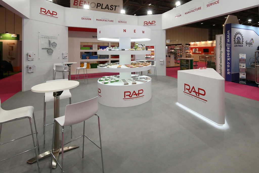 RAP Exhibition Stand