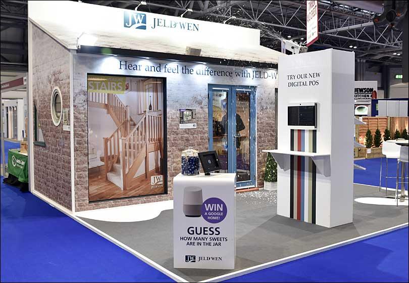 Jeld Wen Exhibition Stand