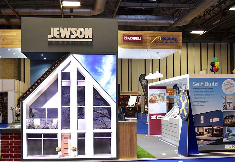 Jewson Exhibition Stand