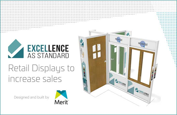 Excellence as Standard, Retail Displays to Increase Sales