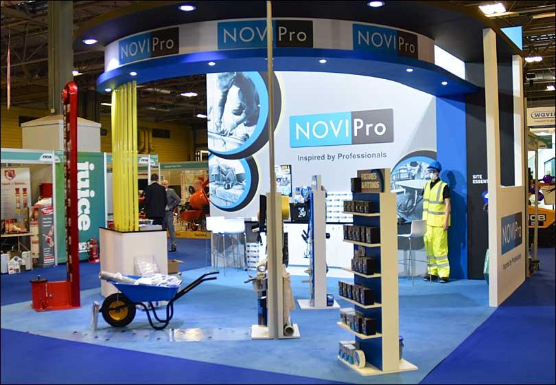 Novipro Exhibition Stand