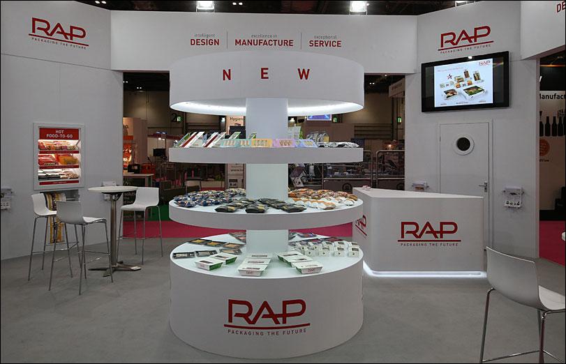 RAP Exhibition Stand