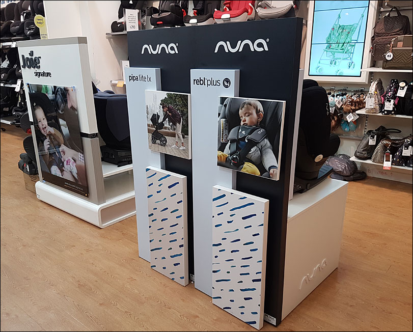 Retail case study - Joie, Nuna, and Mothercare