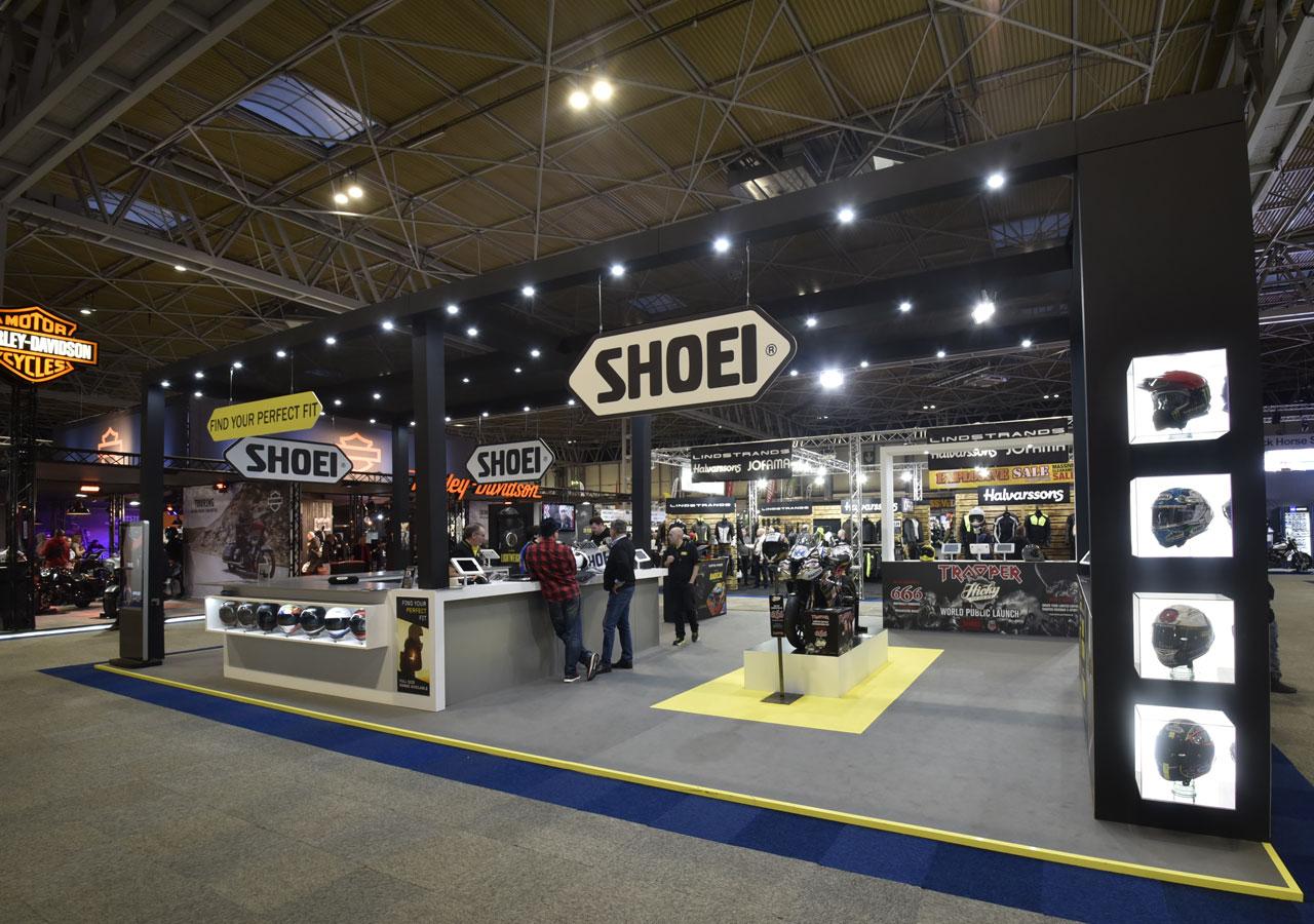 Shoei - Feridax