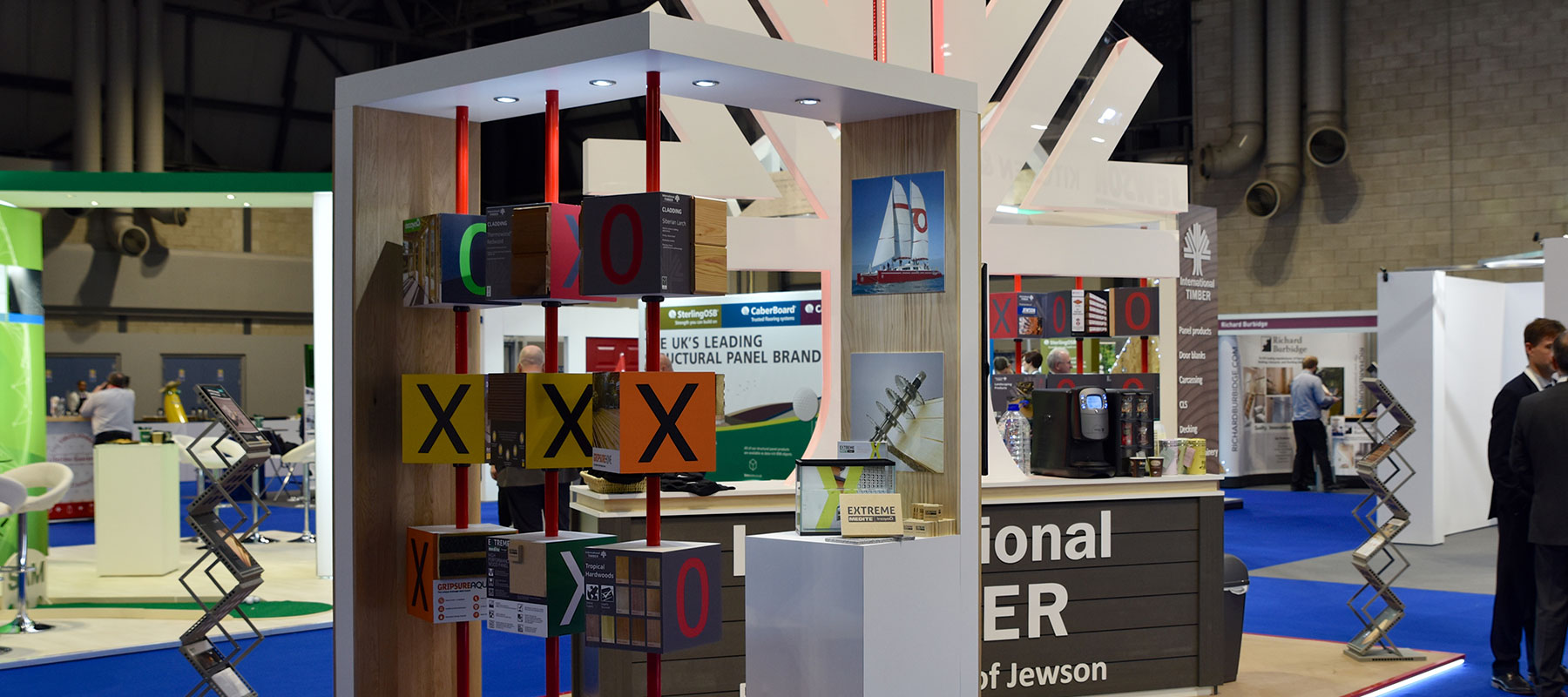 International Timber - Merit Display
